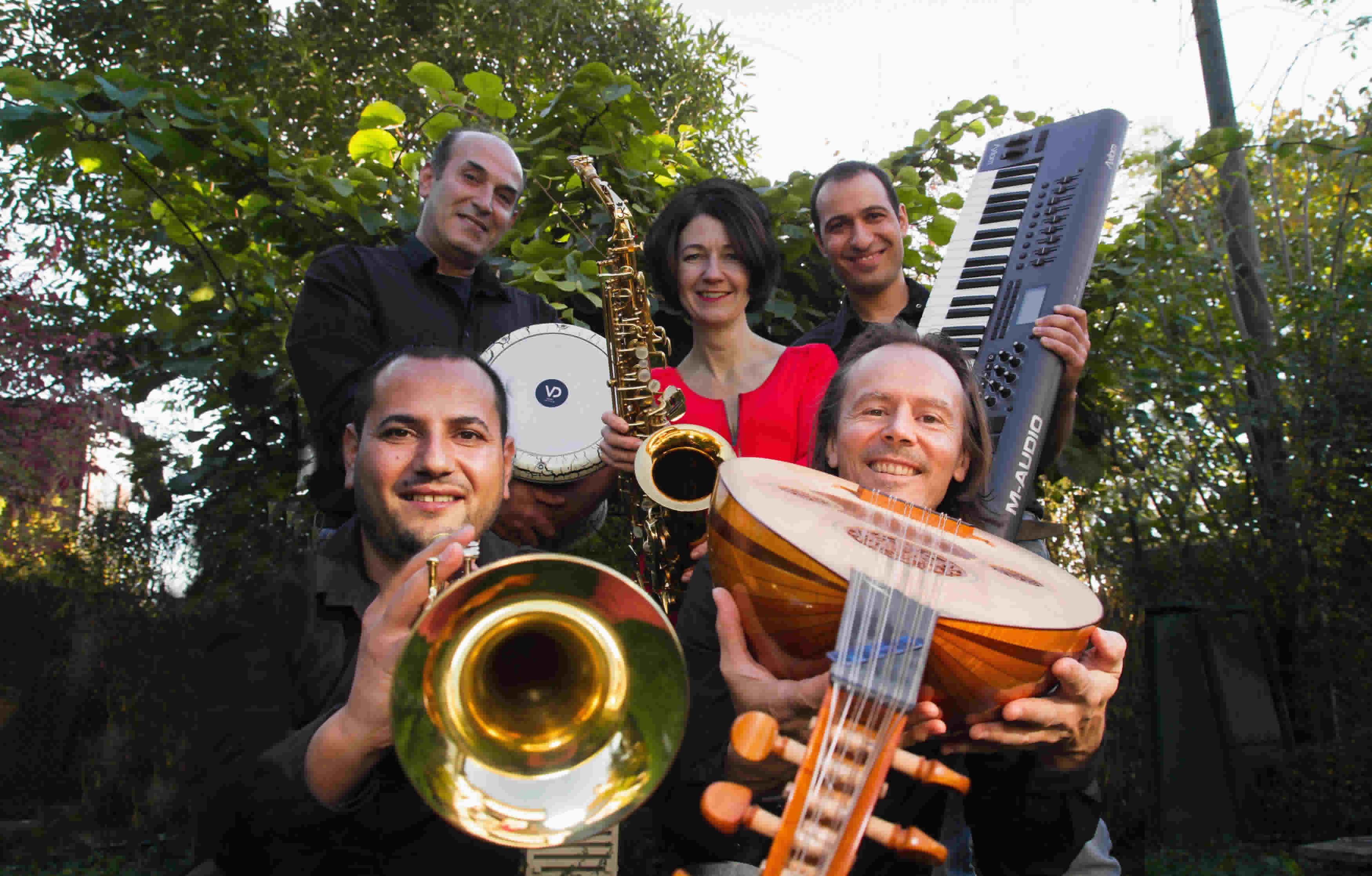 Pressefoto 3 Ssassa Gypsy Musik, zur freien Verfügung, Bild Jan Bolliger