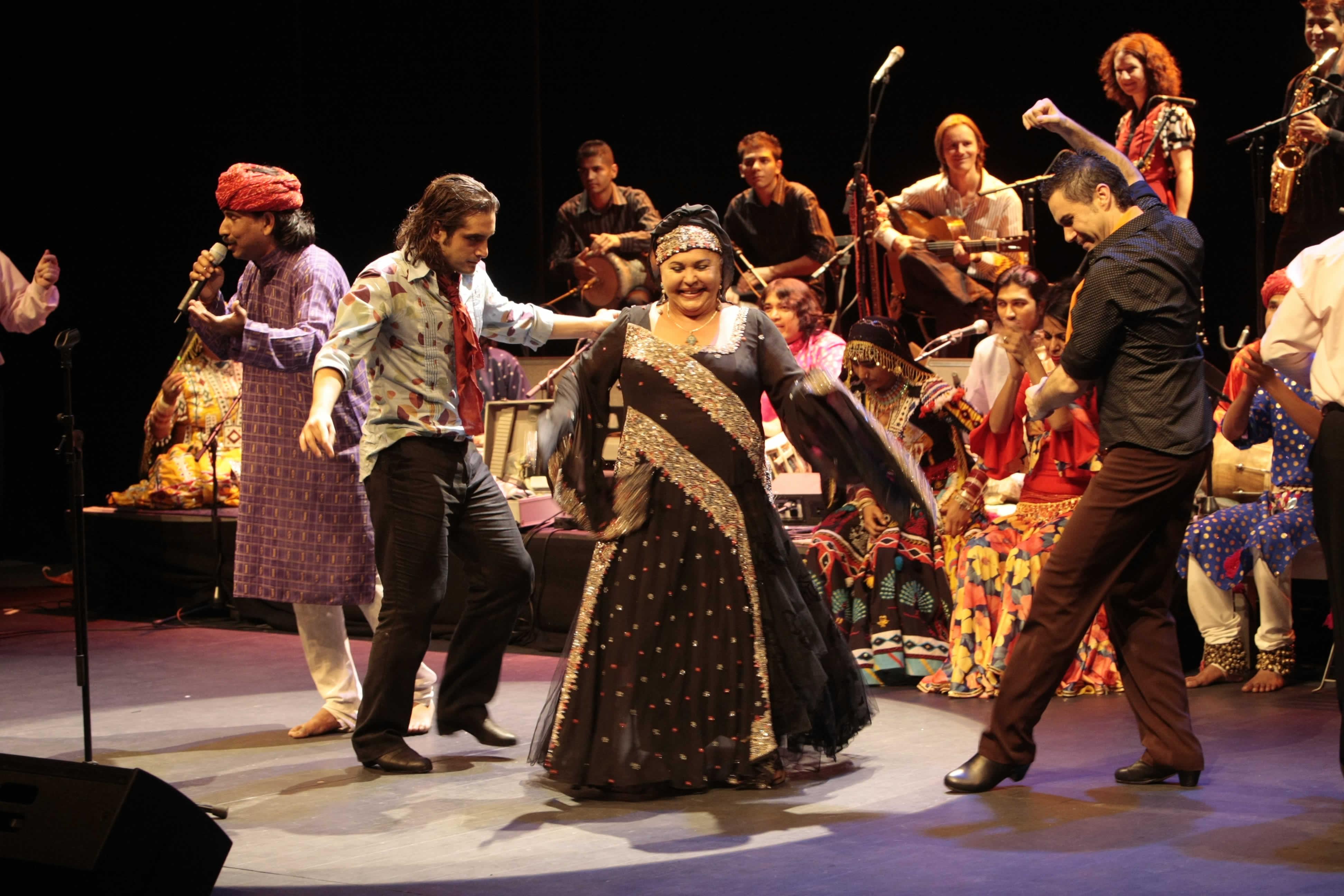 Gypsy Festival 2007 Finale