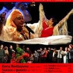 Flyer Gypsy Festival 2016 mit Esma Redzepova