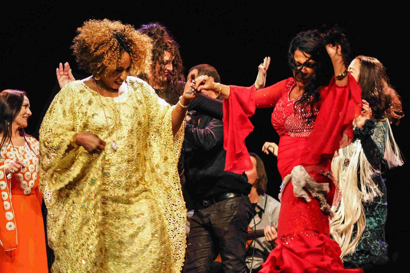 Gypsyfestival 2015 Fatoumata Démbélé 24
