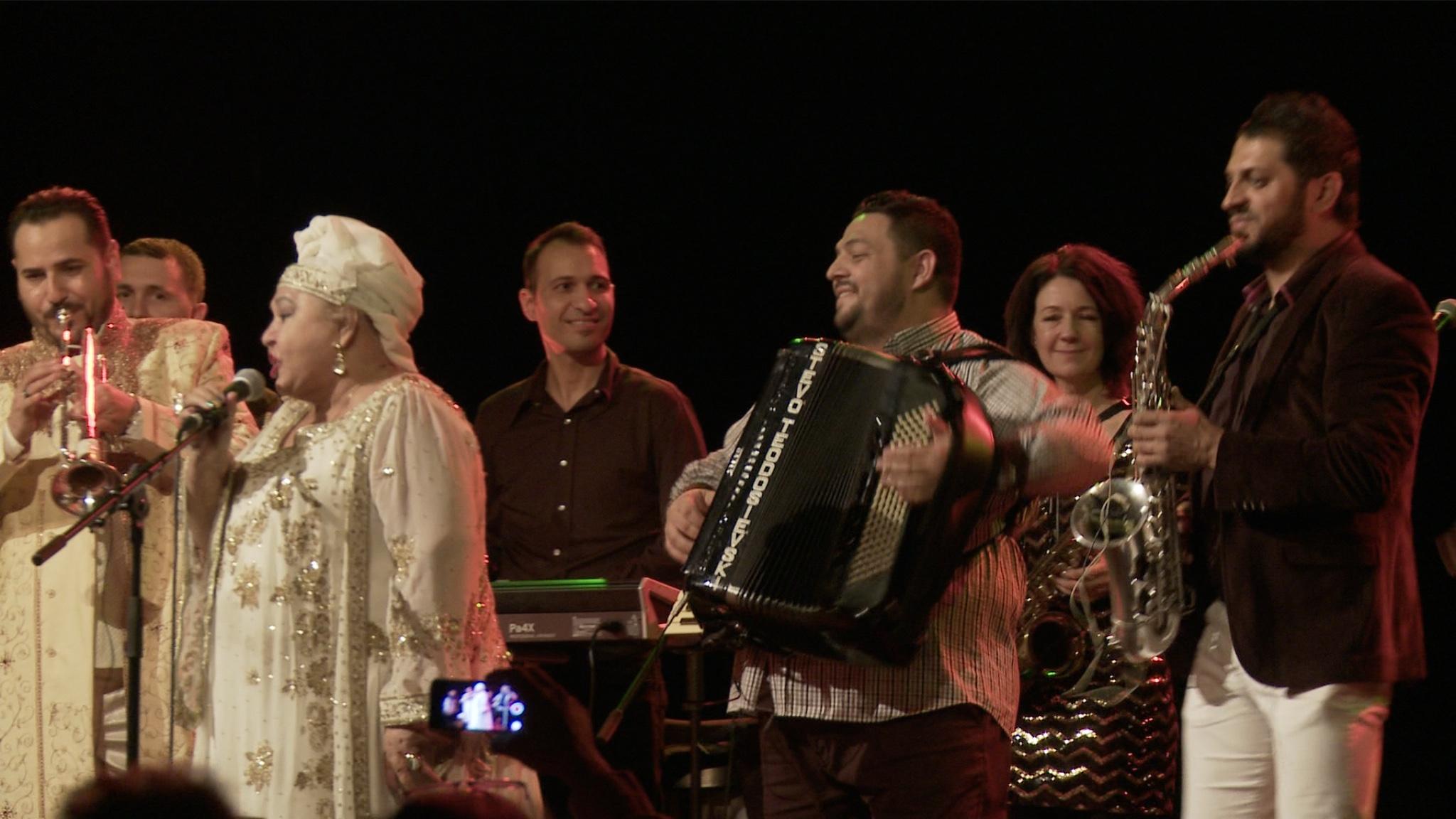 Simeon Atanasov 6 Gypsyfestival Esma Redzepova Ssassa